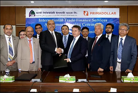 PrimaDollar and FSIBL sign JV agreement