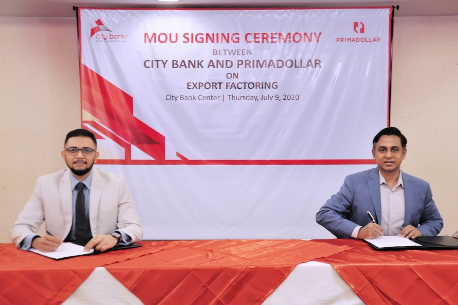 City Bank signs platform agreement