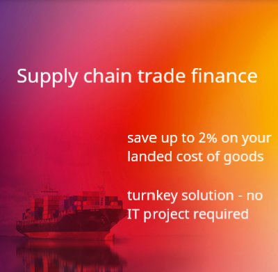 Supply chain trade finance: the next big thing