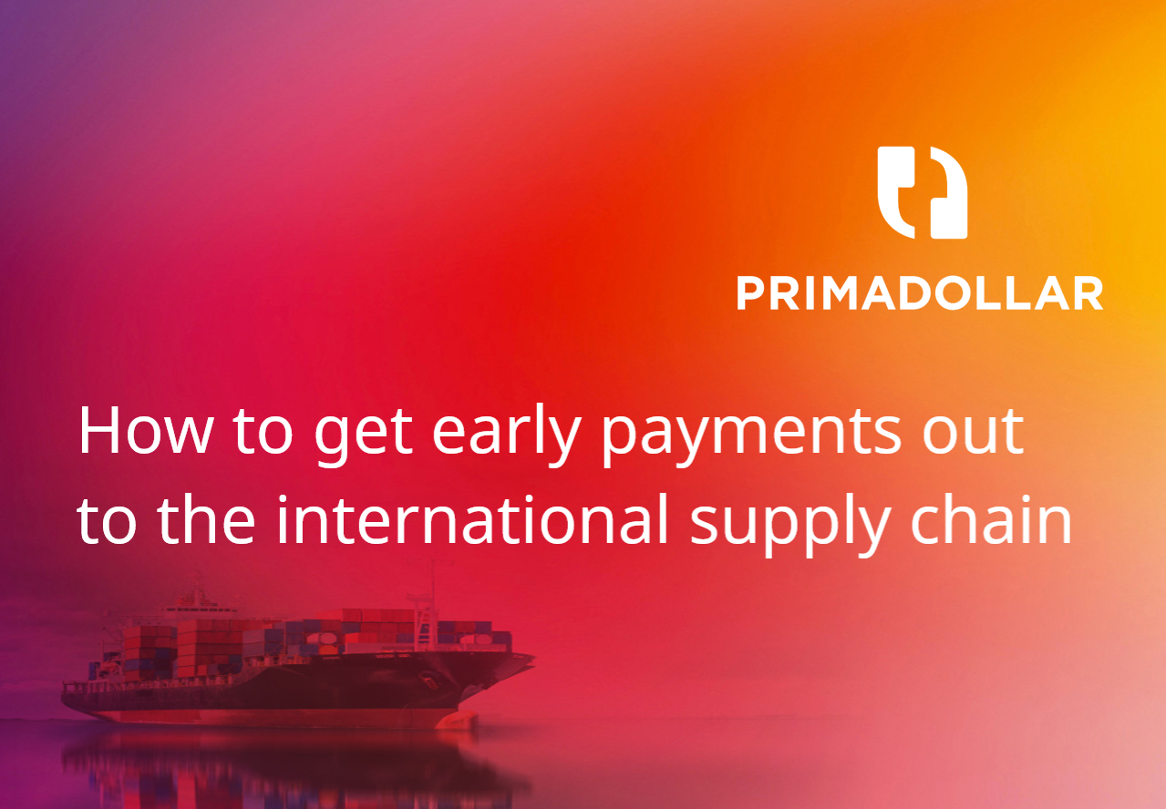 Does supply chain finance work for international supply chains?